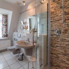Отель Smetana Германия, Дрезден - отзывы, цены и фото номеров - забронировать отель Smetana онлайн ванная фото 2