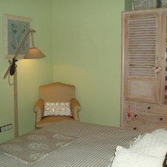 Отель El Pomer Рибес-де-Фресер комната для гостей фото 3