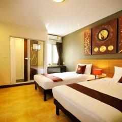Отель Sleep Withinn Таиланд, Бангкок - отзывы, цены и фото номеров - забронировать отель Sleep Withinn онлайн комната для гостей фото 5