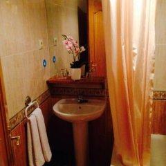 Отель Pensión Avantiss ванная фото 2