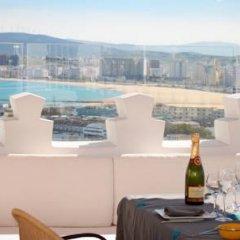 Отель Dar Chams Tanja Марокко, Танжер - отзывы, цены и фото номеров - забронировать отель Dar Chams Tanja онлайн бассейн фото 2
