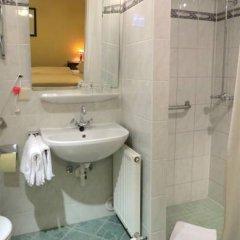 Отель Atrium Turnerwirt Австрия, Зальцбург - отзывы, цены и фото номеров - забронировать отель Atrium Turnerwirt онлайн ванная