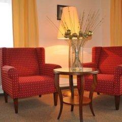 Hotel Svornost в номере