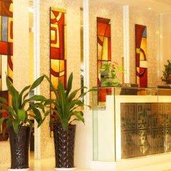 Отель City Exquisite Hotel (Xiamen Dongdu) Китай, Сямынь - отзывы, цены и фото номеров - забронировать отель City Exquisite Hotel (Xiamen Dongdu) онлайн интерьер отеля фото 2