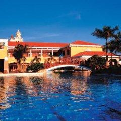 Апартаменты Portofino International Apartment бассейн