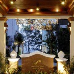 Отель Karon Sea Sands Resort & Spa Таиланд, Пхукет - 3 отзыва об отеле, цены и фото номеров - забронировать отель Karon Sea Sands Resort & Spa онлайн фото 6