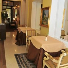 Rezime Crown Hotel питание
