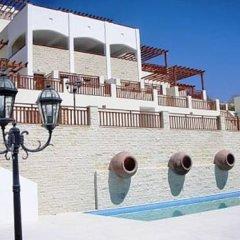 Апартаменты Paschali Hills Apartments пляж