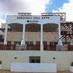 Апартаменты Paschali Hills Apartments пляж фото 2