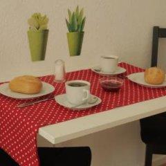 Апартаменты Apartment Bett Am Rhein Дюссельдорф питание