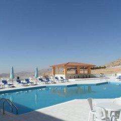 Отель Petra Panorama Hotel Иордания, Вади-Муса - отзывы, цены и фото номеров - забронировать отель Petra Panorama Hotel онлайн бассейн фото 3