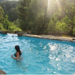 Отель Tacheva Family House - Pool Access Боженци бассейн фото 2