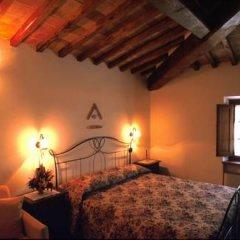 Отель Agriturismo Il Casolare di Bucciano Farmhouse Италия, Сан-Джиминьяно - отзывы, цены и фото номеров - забронировать отель Agriturismo Il Casolare di Bucciano Farmhouse онлайн комната для гостей фото 5