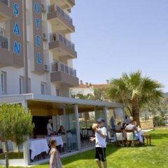Ersan Hotel Турция, Helvaci - отзывы, цены и фото номеров - забронировать отель Ersan Hotel онлайн питание
