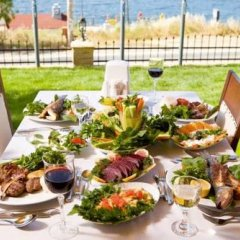 Ersan Hotel Турция, Helvaci - отзывы, цены и фото номеров - забронировать отель Ersan Hotel онлайн помещение для мероприятий