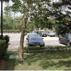Отель Allamanda Laguna Phuket Пхукет парковка
