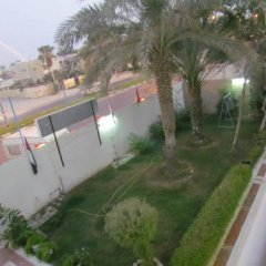 Sharjah Hostel балкон