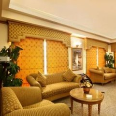 Отель Capri Hotel Suites Иордания, Амман - отзывы, цены и фото номеров - забронировать отель Capri Hotel Suites онлайн интерьер отеля фото 3