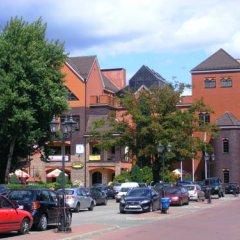 Fort Hotel парковка