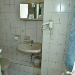 Гостевой Дом Pension Leipzig Georgplatz ванная