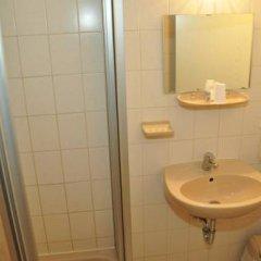 Гостевой Дом Pension Leipzig Georgplatz ванная фото 2
