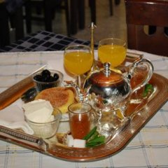 Отель Etoile Du Nord Марокко, Танжер - отзывы, цены и фото номеров - забронировать отель Etoile Du Nord онлайн питание фото 3