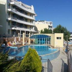 Отель Menada Sunset Kosharitsa Apartment Болгария, Кошарица - отзывы, цены и фото номеров - забронировать отель Menada Sunset Kosharitsa Apartment онлайн бассейн