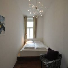 Апартаменты JPG Apartments Mitte Берлин комната для гостей фото 5