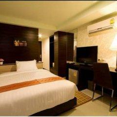 Ideal Hotel Pratunam Бангкок удобства в номере фото 2