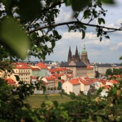 Отель QUESTENBERK Прага