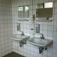 Ghotel Hotel & Living Hamburg ванная