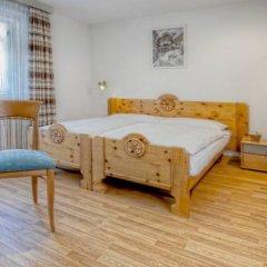 Отель Primavera Швейцария, Церматт - отзывы, цены и фото номеров - забронировать отель Primavera онлайн комната для гостей фото 3