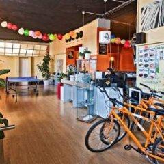 Отель Zebra Hostel Италия, Милан - отзывы, цены и фото номеров - забронировать отель Zebra Hostel онлайн спортивное сооружение