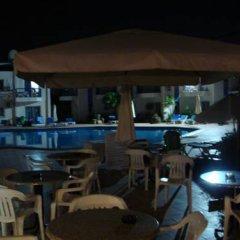 Alexia Hotel Apartments гостиничный бар