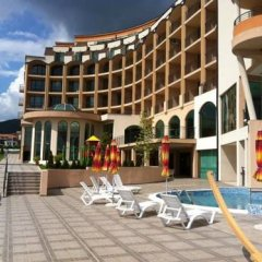 Отель Complex Sea Wind бассейн