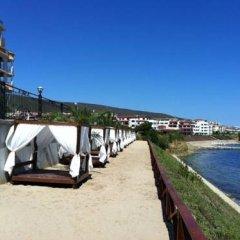 Отель Complex Sea Wind пляж