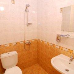 Отель Helios Guest House Болгария, Банско - отзывы, цены и фото номеров - забронировать отель Helios Guest House онлайн ванная