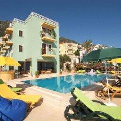 Отель Bella Monte Otel бассейн фото 2