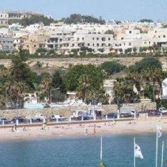Gorgianis Hotel пляж
