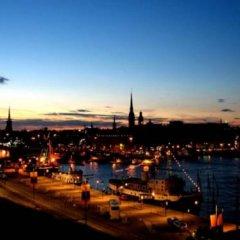 Отель Gustaf af Klint Швеция, Стокгольм - отзывы, цены и фото номеров - забронировать отель Gustaf af Klint онлайн приотельная территория фото 2