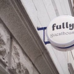 Отель Fully House балкон