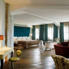 Отель Soho House Berlin комната для гостей фото 4