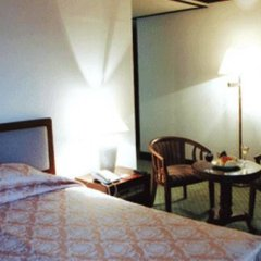 Hotel Green World комната для гостей