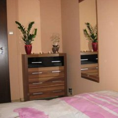 Отель Apartament Arkado сейф в номере