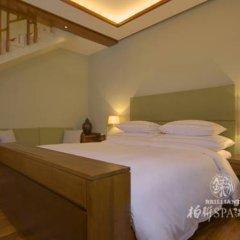 Отель Bolian Resorts & SPA Chongqing комната для гостей