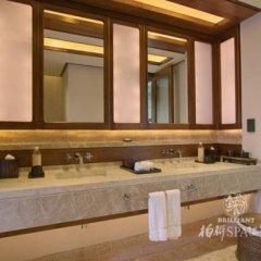 Отель Bolian Resorts & SPA Chongqing ванная фото 2