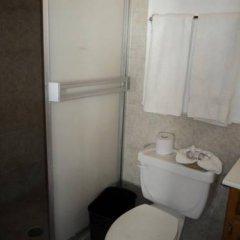 Отель Cabañas Sierra Bonita ванная
