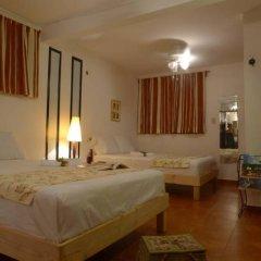 Отель Bed and Breakfast Garden Мексика, Канкун - отзывы, цены и фото номеров - забронировать отель Bed and Breakfast Garden онлайн комната для гостей фото 4