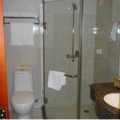 Отель GreenTree Inn Fujian Xiamen University Business Hotel Китай, Сямынь - отзывы, цены и фото номеров - забронировать отель GreenTree Inn Fujian Xiamen University Business Hotel онлайн ванная фото 2