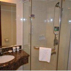 Отель GreenTree Inn Fujian Xiamen University Business Hotel Китай, Сямынь - отзывы, цены и фото номеров - забронировать отель GreenTree Inn Fujian Xiamen University Business Hotel онлайн ванная